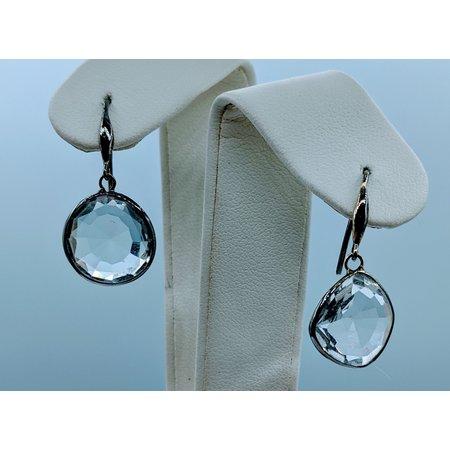 Earrings Quartz 14x13x4 14kw 220010168