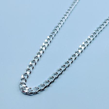 """Chain Curb 5.0mm 24"""" SS120090018"""