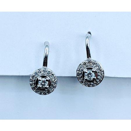 Earrings .10ctw Diamond 10kw 120020024