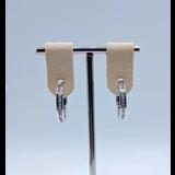 Earrings Effy Diamond Hoops .52ctw 14kw 219050089