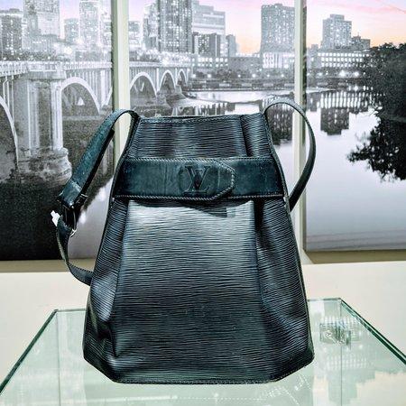 Louis Vuitton Epi Sac De Paule Shoulder Bag 120060012