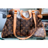 Louis Vuitton Monogram Batignolles Hand Bag M51156 120070018