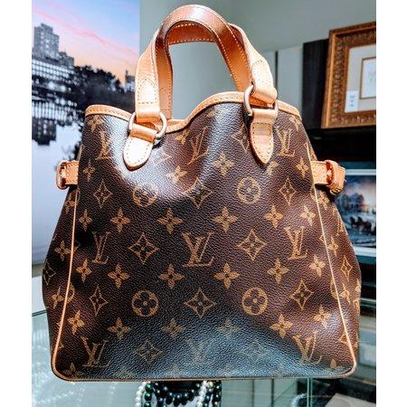 Louis Vuitton Batignolles Horizontal Shoulder Bag M51154 Monogram 120070015