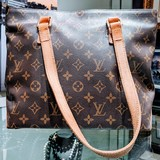 Louis Vuitton Monogram Cabas Piano Bag 120070027