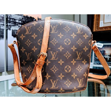 Louis Vuitton Drouot Cross Body Shoulder Bag Monogram 120070001