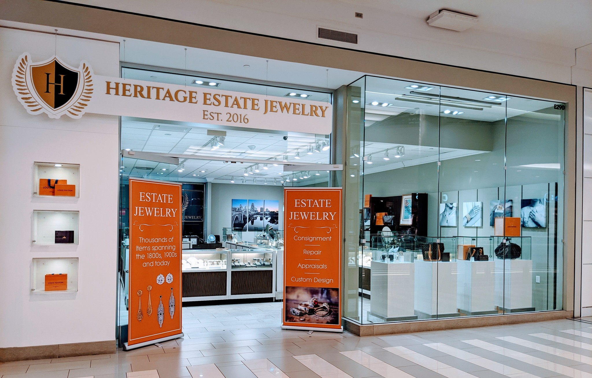 Heritage Estate Jewelry