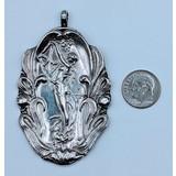 Pendant Art Nouveau Water Lily Dancer Sterling 220060024