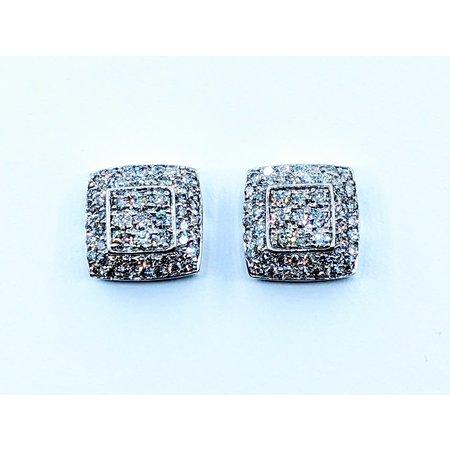 Earrings 1.92ctw Round 14kw 620070008