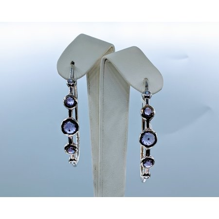 Earrings Ippolita Lg Hoops Amy/Dia SS 219050088