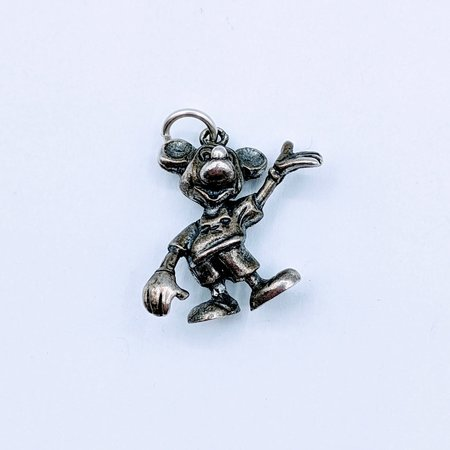 Charm Silver Mickey Mouse 120090205