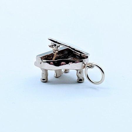 Charm Piano 14ky 14.25x12mm 120090116