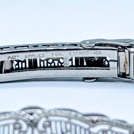 """Bracelet .06ct Diamond 10kw 6.5"""" 120090245"""