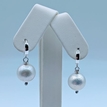 Earrings Akoya Pearls SS 220090057