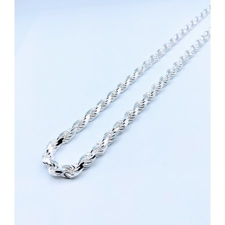 """Chain Rope 7mm 24"""" SS120090017"""