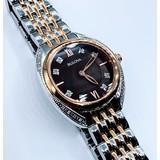 Watches Bulova Diamond Two-Tone 120090337