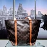 Handbag Louis Vuitton Sac Shopping 48 M51108 Monogram 120100012