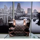 Handbag Louis Vuitton Cabas Piano M511148 Monogrm 120100014
