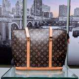 Handbag Louis Vuitton Babylone Monogram M51102 120110017