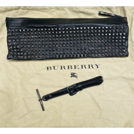 Clutch Studded Burberry Black 220120003