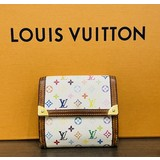 Handbags Louis Vuitton Multicolor Monogram Long Wallet 120110069