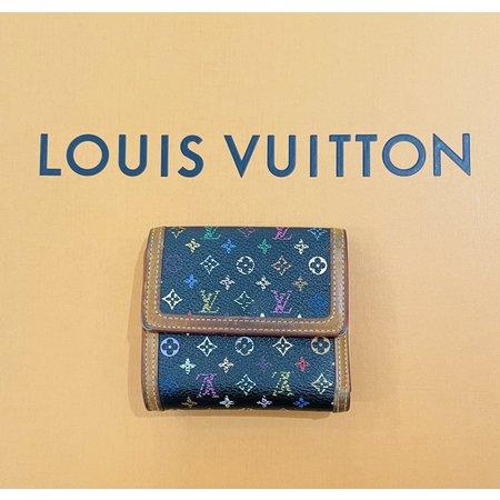 Handbags Louis Vuitton Porte Monnaie Plat Coin Case Monogram 120110064