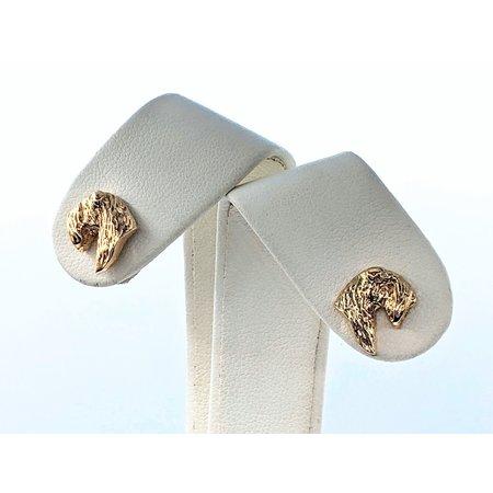 Earrings Terrier 14ky 221010035