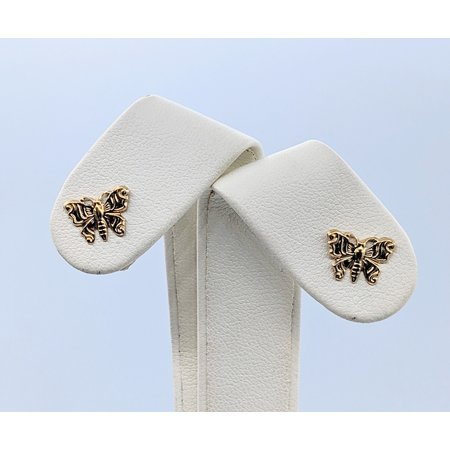 Earrings Butterfly 14ky 221010043