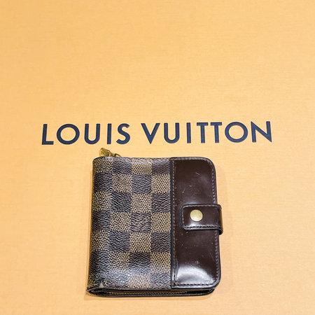 Handbags Louis Vuitton Damier Bifold Zip Wallet 120110051