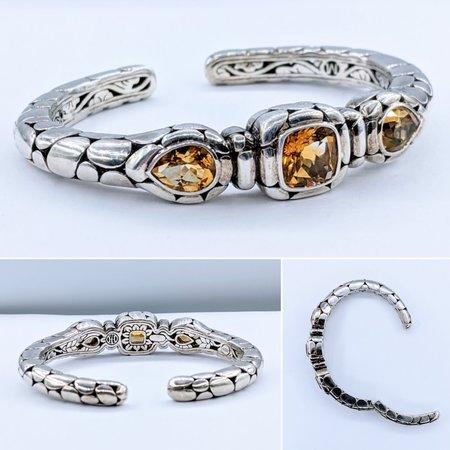 Bracelet John Hardy Citrine SS 219080064