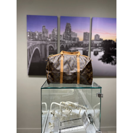 Handbag Louis Vuitton Souple 35 Boston Bag Mono 121020042