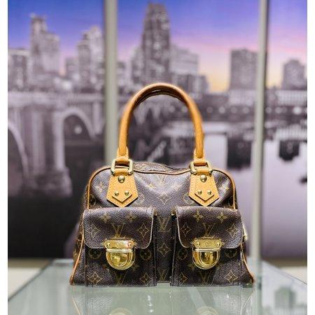 Handbag Louis Vuitton Manhatten PM Mono 121030000