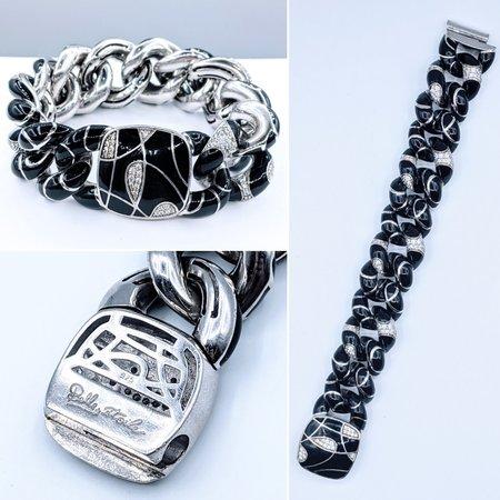 """Bracelet Belle Toile Enamel/CZ SS 7.5"""" 221030004"""