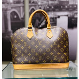 Handbag Louis Vuitton Alma Monogram 121030033