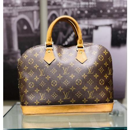 Handbag Louis Vuitton Alma Monogram 121030033