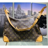 Handbag Louis Vuitton Monogram Boulogne 121030071