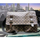 Handbag Louis Vuitton Damier Broadway Shoulder Bag N42270 121030105