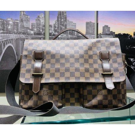 Handbag Louis Vuitton Damier Broadway Shoulder Bag N42270 121030105