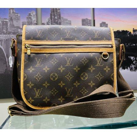Handbag Louis Vuitton Monogram Danube Shoulder Cross Body 121030103