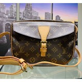 Handbag Louis Vuitton Monogram Jeune Fille Cross Body 121030101