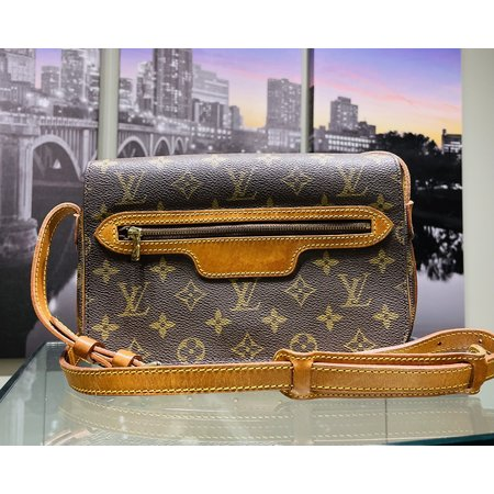 Handbag Louis Vuitton Monogram Saint Germain Shoulder Bag M51210 121030100