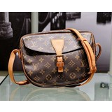 Handbag Louis Vuitton Monogram Jeune Fille Shoulder Bag 121030086