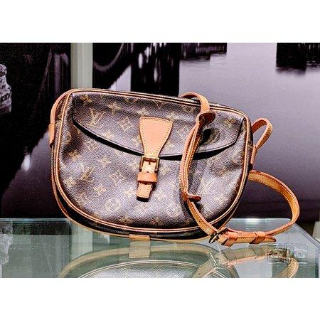 Handbag Louis Vuitton Monogram Jeune Fille Shoulder Bag 121030085