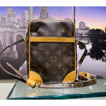 Handbag Louis Vuitton Monogram Danube Shoulder Bag M45266 121030091