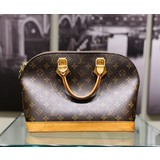 Handbag Louis Vuitton Alma Monogram       121040002