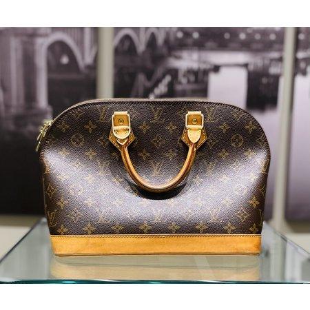 Handbag Louis Vuitton Alma Monogram       121040002