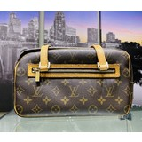 Handbag Louis Vuitton Monogram Cite MM Shoulder Bag M51182 121030083