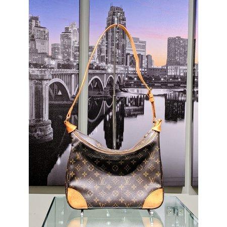 Handbag Louis Vuitton Boulogna 30 Monogram 121030028