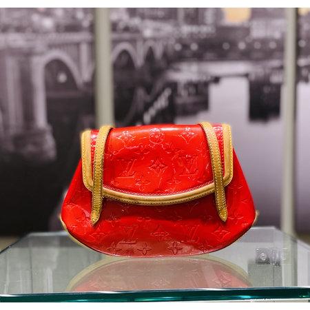 Handbag Louis Vuitton Vernis Biscayne Bay PM M91291 121040027