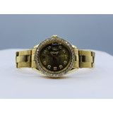 Watch Rolex 6917 Datejust Yr. 1972 Orig Dial A.M. .50ctw Diamond Bezel