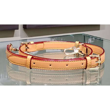 Handbag Strap Heritage Collection 1.8cm Light Brown 120cm121040064
